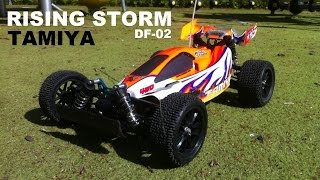 Download Tamiya DF-02 Rising Storm XB 4WD 1/10 Buggy - RC RUNNiNG ViDEO Video