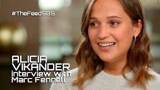 Download Alicia Vikander: the new Lara Croft - The Feed Video