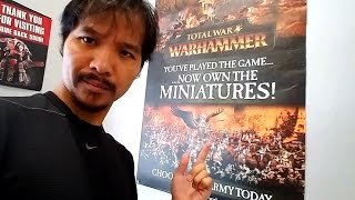 Download Prince of Macedon visits a Warhammer Store (Games Workshop) Video