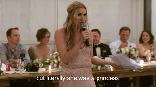 Download ″Krystal's Married″ song / Maid of Honor Speech Video
