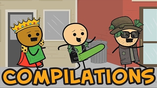 Download Cyanide & Happiness Compilation - #1 Video