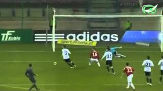 Download 13. kolejka. Wisła - Legia 4:0. Skrót meczu Video