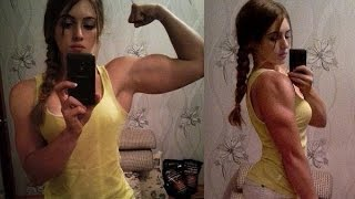 Download Meet Julia Vins – The Barbie Girl With Muscles That Won't Quit! Video