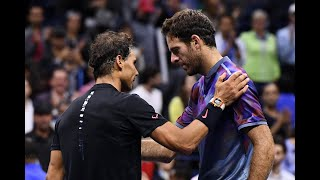 Download 2017 US Open: Nadal vs. Del Potro Match Highlights Video