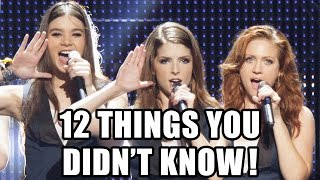 Download 12 Things You Didn't Know About Pitch Perfect 2 Video