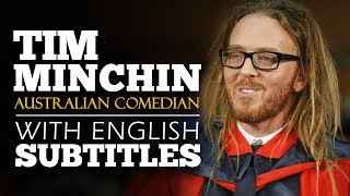 Download ENGLISH SPEECH | TIM MINCHIN: 9 Life Lessons (English Subtitles) Video