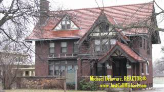 Download Battle Creek Michigan: A Tour of Historic Northside Homes Video