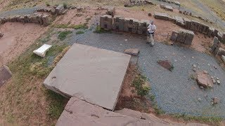 Download Puma Punku And Tiwanaku In Bolivia: Strangest Ancient Site On Earth? Video