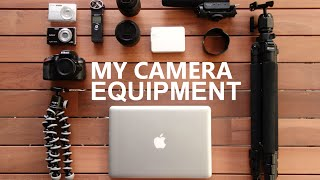 Download My Camera Equipment: What I Use To Film My Vlogs Video