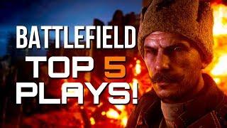 Download BATTLEFIELD TOP PLAYS #30 Video