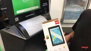 Download Selling my brand new android tablet at the eco-ATM! Video
