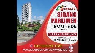 Download #LIVE   Sidang Dewan Rakyat 22 Oktober 2018   (Sesi Petang) Video