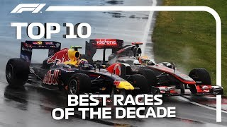 Download Top 10 Best Races Of The Decade | 2010-2019 Video