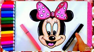 Download رسم ميكى ماوس سهل للأطفال بالخطوات ، رسم الكرتون ، رسم سهل جدا ، تعليم الرسم للأطفال Video