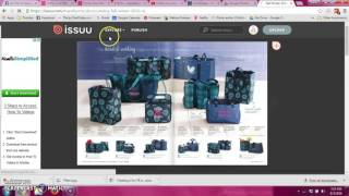 Download How to Publish on ISSUU Video
