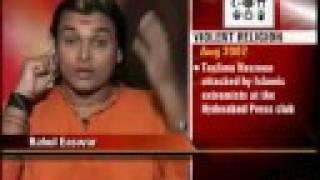 Download Rahul Easwar on Taslima Nasreen & MF Hussain - CNN-IBN Video