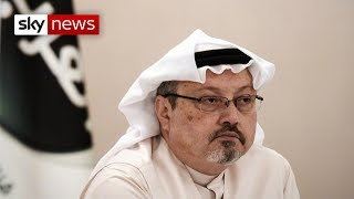 Download The body of murdered journalist Jamal Khashoggi has been found Video