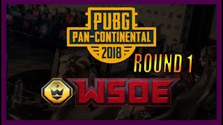 Download $100k PUBG Pan-Continental Day 1 Game 1 Video