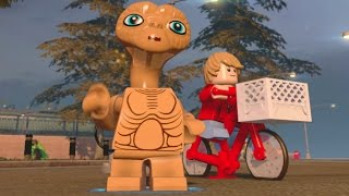 Download LEGO Dimensions - E.T. Free Roam (E.T. Adventure World) Video