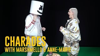 Download Marshmello & Anne Marie Play Charades Video