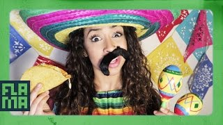 Download When People Think You're Mexican ft. Liza Koshy Video