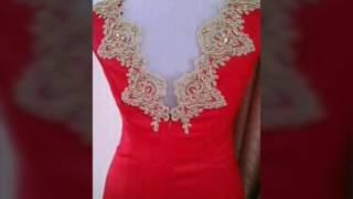 Download قنادر الأعراس باللون الأحمر Video