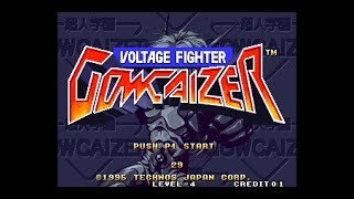 Download Voltage Fighter Gowcaizer as Karin Video