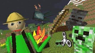 Download Monster School: Baldi's Basic Field Trip Horror Challenge - Minecraft Animation Video