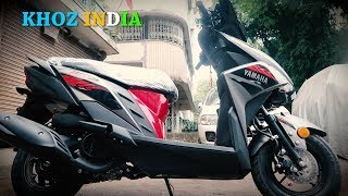 Download YAMAHA RAY ZR STREET RALLY EDITION BUY OR NOT ? Video