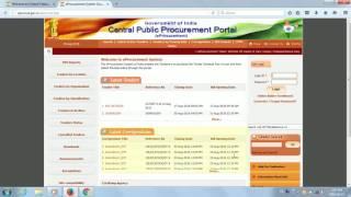 Download E tendering | E Procurement | Basics of e procurement Video
