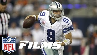 Download #9 Tony Romo | Top 10 Dallas Cowboys of All Time | NFL Films Video
