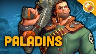 Download IT'S NOT AN OVERWATCH CLONE | Paladins Gameplay Video