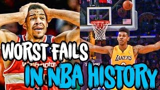 Download The 13 Worst FAILS AND BLOOPERS in NBA History Video