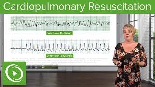 Download Cardiopulmonary Resuscitation (CPR): Compression & Defibrillation – Emergency Medicine | Lecturio Video