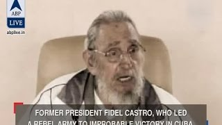 Download In Graphics: Guerrilla revolutionary and former Cuban President Fidel Castro dies Video