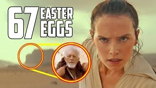 Download Star Wars: Rise of Skywalker Trailer: Every Easter Egg and Secret Video