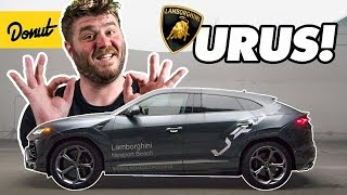 Download URUS: Lamborghini's 195MPH $200K SUV - Everything Inside & Out Video