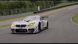 Download BMW M6 GT3: Rennwagen mit V8 - Vorfahrt | auto motor und sport Video