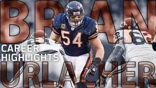 Download Brian Urlacher's INCREDIBLE Career Highlights | NFL Legends Highlights Video