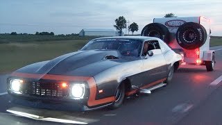 Download Drag Week 2015 - Day 2 Road Trip AND Racing Highlights! Video