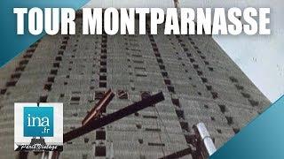 Download 1971 : La construction de la Tour Montparnasse | Archive INA Video