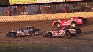 Download Street Stock Heat Three | Stateline Speedway | 7-15-17 Video