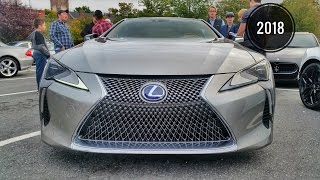 Download NEW 2018 Lexus LC500h / LC 500 Interior & Exterior Full Walkaround Review lc 500 Hybrid Video