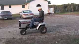 Download Fun with the Craftsman mower Video