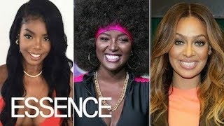 Download Afro Latinas on Amara La Negra, Colorism and Black History   ESSENCE Now Kitchen Table Talk Video