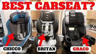 Download BEST CAR SEAT After Using 1 Year! CHICCO vs BRITAX vs GRACO! Video