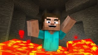 Download If You Could Swim In Lava - Minecraft Video