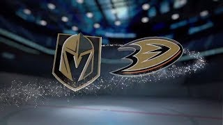 Download Vegas Golden Knights vs Anaheim Ducks. Preseason. Game recap. Game Highlights. Sept. 24, 2017 Video