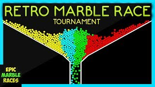 Download Epic Marble Race Tournament Retro Marble Run Video