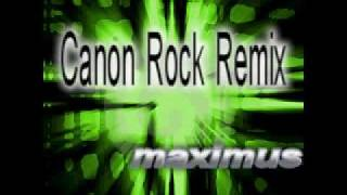 Download Maximus Techno - Canon Rock Remix - Video